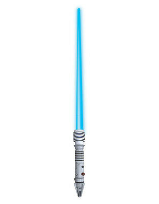 Star Wars Costume Accessory, Clone Wars Plo Koon Blue Lightsaber