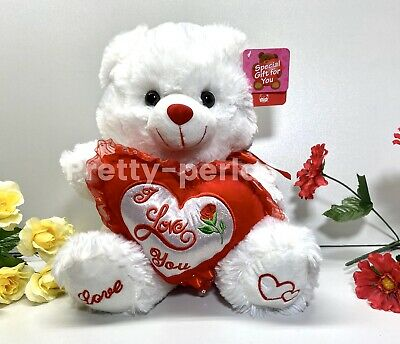 14 Inch Valentines Day Teddy Bear Valentines Gift Mothers Day San Valentin Oso