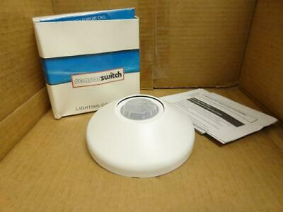 185314 New In Box, SensorSwitch CM-PDT-9 Occupancy Sensor, Passive Infrared
