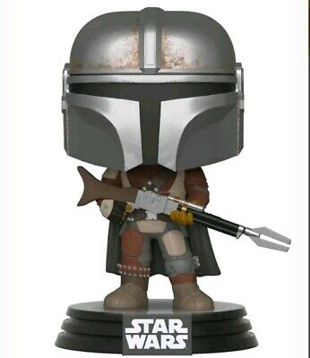 The Mandalorian - Star Wars Funko POP! Vinyl Figure