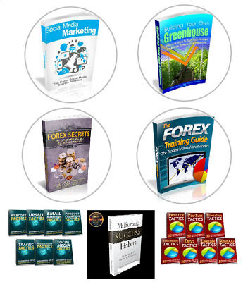 Best selling Master Resell Rights eBooks collection PDF Files + Free shipping
