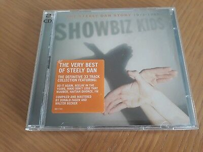 Steely Dan - Showbiz Kids (The Story 1972-1980) - 2xCD - Best of/Hits/Singles -