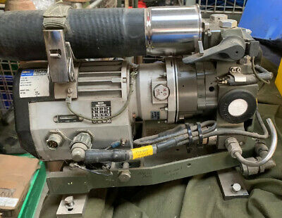 Hippag Weapons System Very High Pressure Compressor