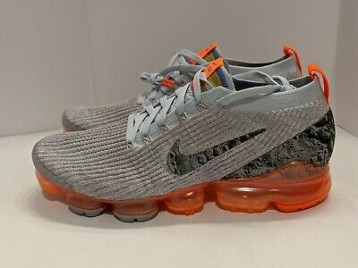 NIKE AIR VAPORMAX FLYKNIT 3 MOON LANDING AJ6900 001 Grey Mens 12