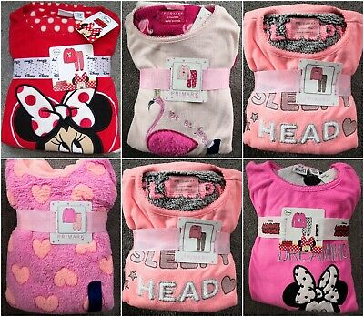 Girls fleece pyjamas...AGE 12-13...BNWT