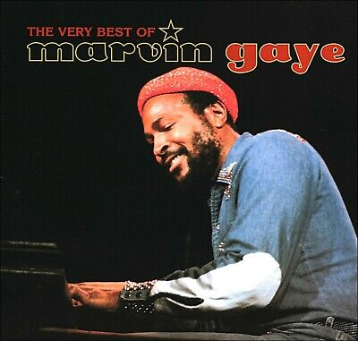 MARVIN GAYE * 34 Greatest Hits * NEW 2-CD Boxset * All Original MOTOWN Versions