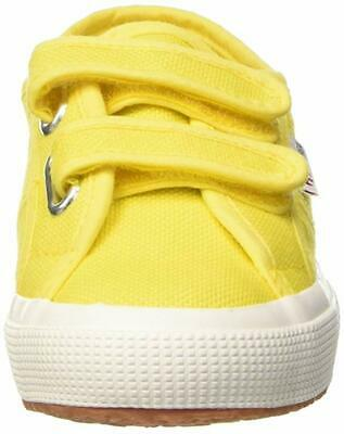Scarpe Superga Tg. 24 Unisex Modello 2750 Classica Yellow Sunflower