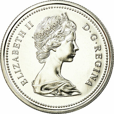 [#770820] Münze, Kanada, Elizabeth II, Dollar, 1973, Royal Canadian Mint
