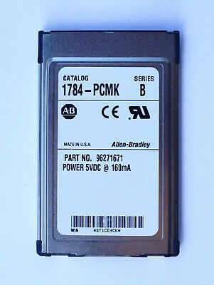 Allen Bradley - Communication card for DH+/DH485/RIO - 1784-PCMK/B