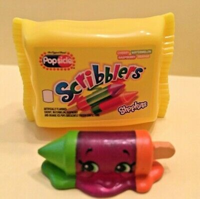 Shopkins Season 13 Real Littles Cool Scribbler +Container Rl2-005 Cmbship