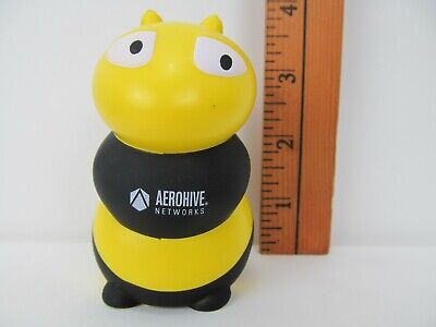 BEE Stress Ball AEROHIVE BEE Squeezable Stress Relievers Squeeze Ball