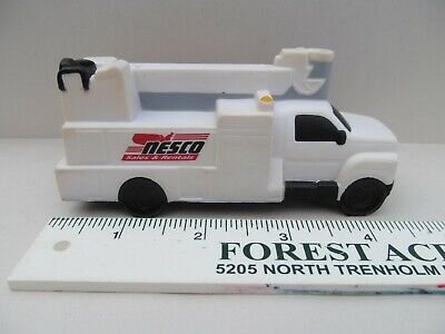 NESCO Utility Truck Stress Ball Toy Squeezable Stress Relievers Squeeze Ball
