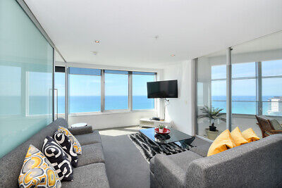 GOLD COAST ACCOMMODATION Q1 RESORT Luxury 3 Bed Ocean $1500 7nts Level 31