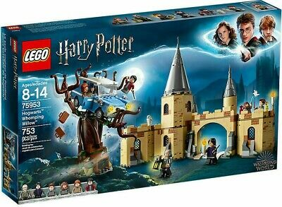 LEGO Harry Potter Hogwarts Whomping Willow (75953) Express NEW