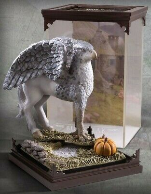 Harry Potter - Créatures magiques - Figurine Buck l'hippogriffe - Noble Collecti