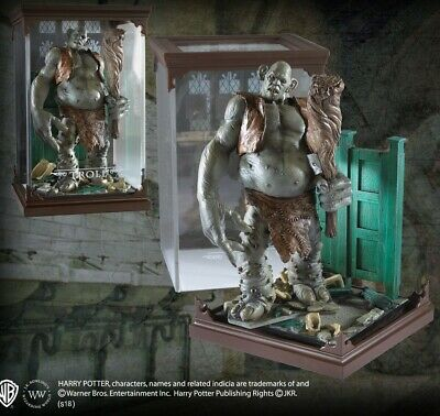 Harry Potter - Créatures magiques - Figurine Troll - Noble Collection