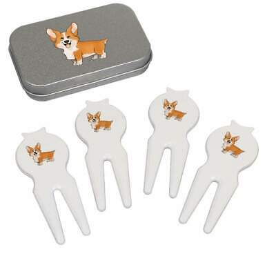 'Corgi' Set de Regalo de Golf (GO023747)