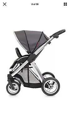 Oyster Max Stroller/Pram With Bassinet/Carricot