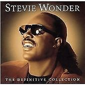 Stevie Wonder - The Definitive Collection - 2xCD (2002) - Hits / Best of -