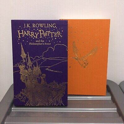 Harry Potter And The Philosophers Stone Gift Edition Hardback Book