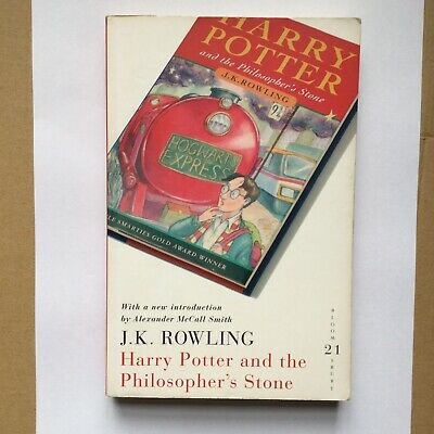 Harry Potter And The Philosophers Stone 21 Great Bloomsbury Reads Edition Book