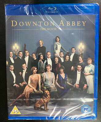 Downton Abbey The Movie - Blu Ray - Brand New & Sealed