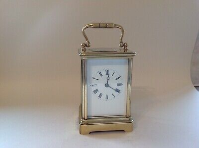 Stunning High Quality Antique French Carriage Clock  Fully Restored