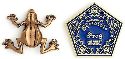 Harry Potter - Pins Chocolate Frog (Chocogrenouille) - The Carat Shop