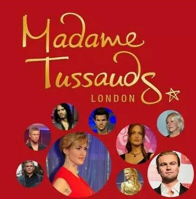 Tickets for Madame Tussauds London Friday 6th March 2020 Six In Total To Sell