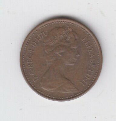 1971-1983 Old Half New Penny Coins including rare years - Free Postage
