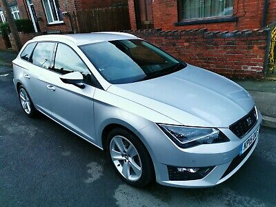 2015 SEAT LEON FR TECHNOLOGY TDI ST- Estate Auto (DSG)