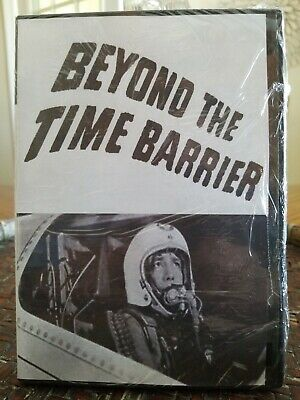 1960 BEYOND THE TIME BARRIER VINTAGE SCI FI MOVIE POSTER PRINT STYLE B 36x24