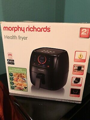 Morphy Richards 480001 Air Fryer Barely used