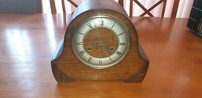 Antique 1940'S Bentima Mantle Clock