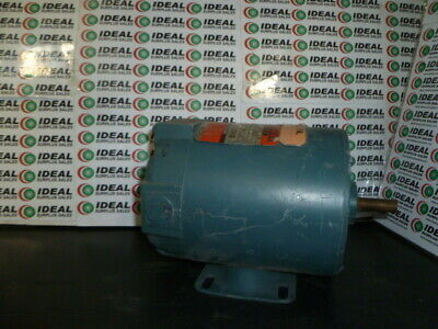 Reliance Electric P48H1301R Motor Used