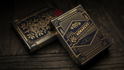 Monarchs Playing Cards Theory11