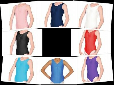Dance Depot Sheree Leotard, Various Colours, Adults and Childs Sizes, New