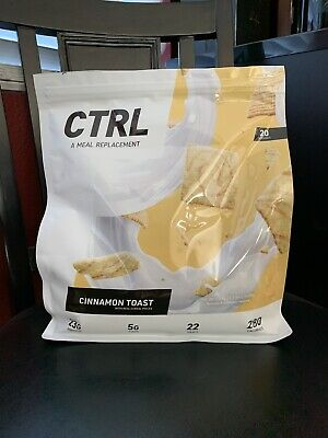 Ctrl Meal Replacement 18 Servings Left