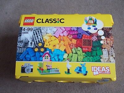 Lego - Classic ( Set 10698 - Large Creative Brick Box ) Brand New