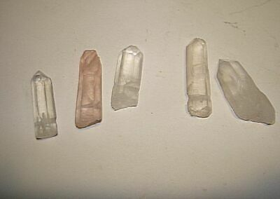 EXTREMELY ANCIENT CRYSTAL BEADS! 3000BC~~~no reserve