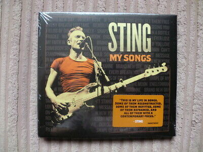 Sting: My Songs (Best Of..reimagined) *2019 Cd Is New & Sealed* £1