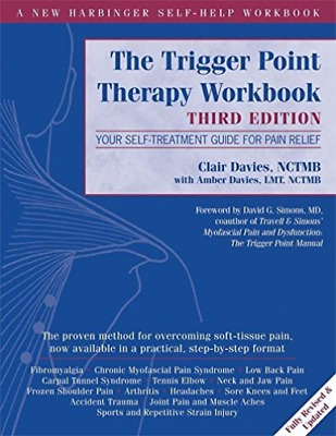 Davies, Clair-Trigger Point Therapy Workbook BOOK NEUF