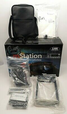 Traxaudio mStation (Ver. 2) The In-Car Audio JukeBox (INCOMPLETE) NOS#