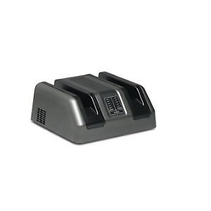 NEW! Getac Multi-Bay Battery Charger 2 Proprietary Battery Size