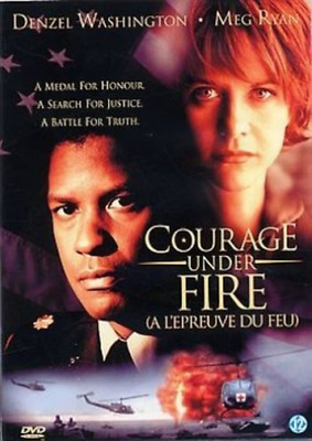 Courage under fire - DVD NUEVO