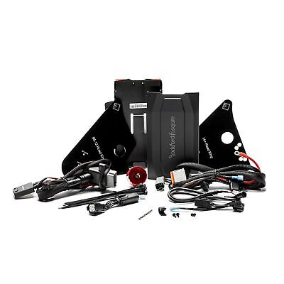 Rockford Fosgate Complete Amp Install Kit Select Harley Road King 14-Up