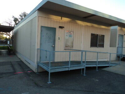 RELOCATABLE PORTABLE 960 sq ft Modular Mobile Home Office Double Wide  24'x40'