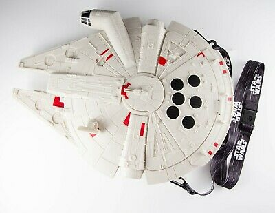 New 2020 Disney Parks Star Wars Millennium Falcon Light Up Popcorn Bucket