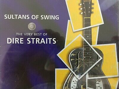 DIRE STRAITS - Sultans Of Swing (Very Best Of) CD 1998 Mercury Excellent Cond!
