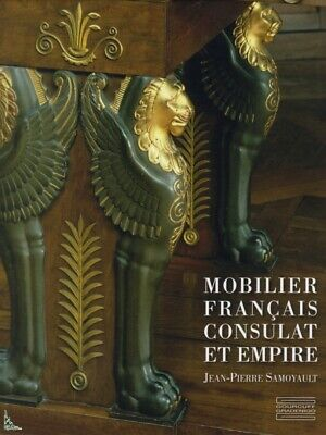 French furniture, Consulat and Empire, French book